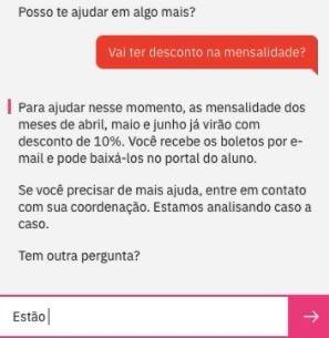 Chatbots para retenção